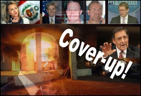 libyan consulate cover-up