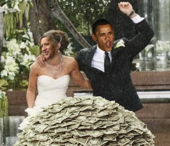 Obama & Biden cash in on gay marriage
