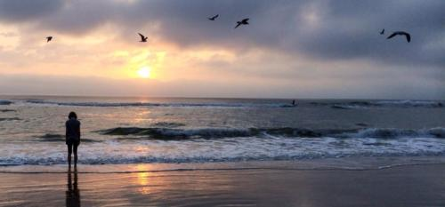 Stormy Daytona Beach
