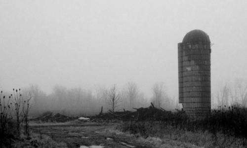 Old Grain Tower