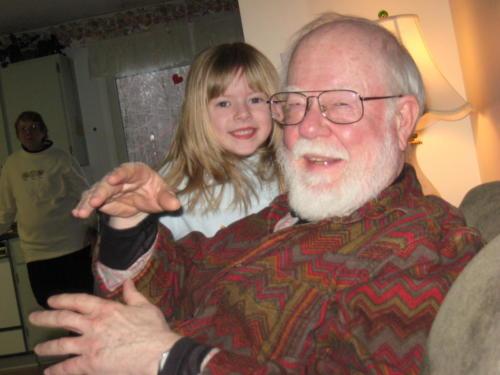 Stormy & Grandpa